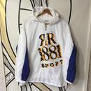 【90's】ビッグシルエット日本製ナイロンジャケット