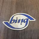 BING surfboard ステッカー  (中)