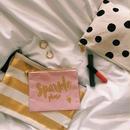 Sparkle/kiss Pouches