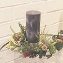 wreathe design フレッシュフラワーガーランド