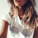 シェルTシャツ