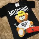 大人気★ブラックLサイズ1点限り!!【即納】ビッグくまTシャツ