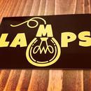LAMPSロゴステッカー