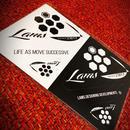 LAMS LOGO17オリジナルステッカー