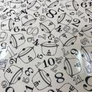転写紙白磁用  電気鍋 バージョン