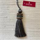 Houles OPALE Key Tassel (gray)
