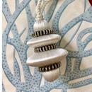 Houles ONYX Key Tassel (white)