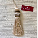 Houles OPALE Key Tassel (off White)