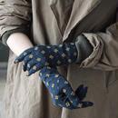 MARCOMONDE gloves navy