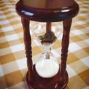 オリジナル砂時計 (至福の4分が計れます)