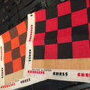 Vintage 60-70′s Deadstock Chess Checkers Bandana Vintage 60-70′s Deadstock(ビンテージ 60-70′s デッドストック)