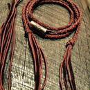 Lynch Silversmith Leather Rope