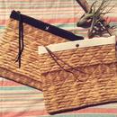 basket風クラッチバッグ