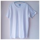ホワイト無地Tシャツ