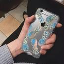 iphone-02075 送料無料! パイナップル クリアケース iPhoneケース  iPhone6ケース