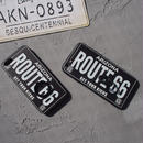 iphone-02414 送料無料! バンカーリング付き ROUTE66 iPhoneケース