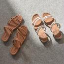 shoes-02010  送料無料! スエード紐2wayフラットサンダル