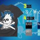 『SKULL LOGO』T-SHIRTS