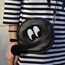 LAZY OAF /  CREEP FACE CIRCLE BAG