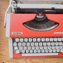 西ドイツ 古いタイプライター