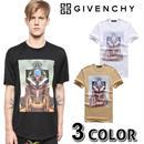 [激安・数量限定] 【 GIVENCHY ジバンシー 】Robotプリント カジュアル Tシャツ 【GVT-04】