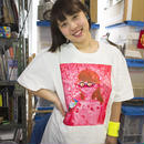 Juicebox selfie Tee(白)