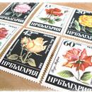 ブルガリア:未使用 切手6枚セット 1985年