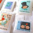 ハンガリー:未使用切手8枚set 1963年