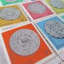 ハンガリー:未使用切手8枚set 1964年
