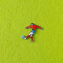 インポートワッペン/サッカー