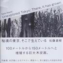 秘境の東京、そこで生えている: Unexplored Tokyo : There , It has grown  / 佐藤直樹