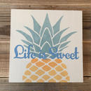 wood board A 〜pineapple〜
