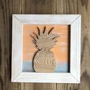 wood board F〜pineapple1〜