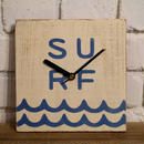 wood clock ~SURF~