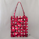 LC TOTE BIG BAG -BUBBLE FLOWER-  (PINK)