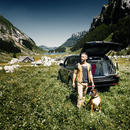 BIG SALE !! スイス製 4Pets (フォーペッツ) (期間限定セール) ドッグボックス ミラン (Milan) スタイリッシュな 中型犬用 ドッグボックス 犬用(Sサイズ)