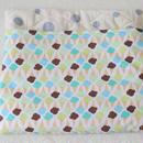 冷感キルト寝袋Mサイズ◆チョコミントアイス