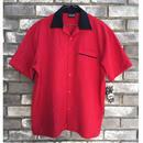 【STEADY CLOTHING】 Bowling Shirt one Poplin ステディ クロージング ボーリングシャツ ポプリン