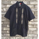 【D'Accord】GUAYABERA Embroidered shirts