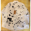 【TALKING ABOUT THE ABSTRACTION】Paint P.O Shirt