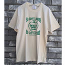 "【GREEN APPLE BOOKS】""SO MANY BOOKS"" TEE グリーンアップルブックス"