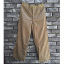 【military deadstock】1950's AUSTRALIAN ARMY CHINO TROUSERS