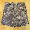 【NOMA t.d.】Summer shorts-Wanderer Paisley