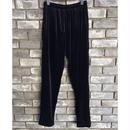 Velour Easy Pants