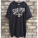 【SUB POP】 Graphic Tee サブポップ グラフィックティー