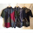【TALKING ABOUT THE ABSTRACTION】Re-make Bandana P.O Shirt