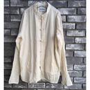 【NOMA t.d.】Mao Collar Shirt