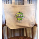 【Souvenir tote bag】GREEN APPLE BOOKs  タイプB