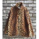 【BLACK MOUNTAIN 】 Peopard Fleece Jacket レオパード フリース ジャケット