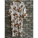 【TWO PALMS】 HAWAIIAN Gown One-peace トゥーパームス ハワイアン ガウンワンピース